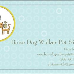 Boise Dog Walker Pet Sitter - Dog Walkers - Boise, ID