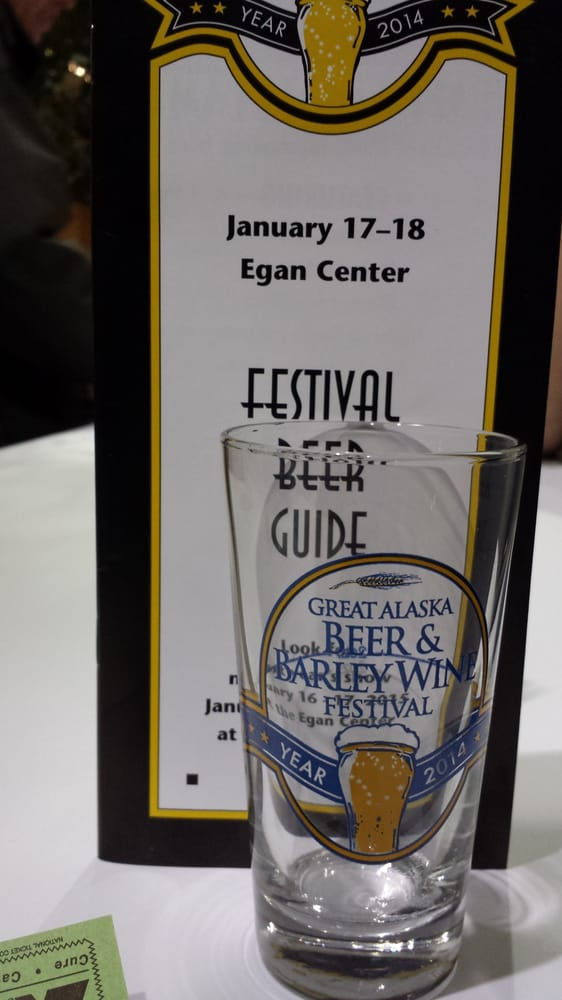Great Alaska Beer and Barleywine Festival
