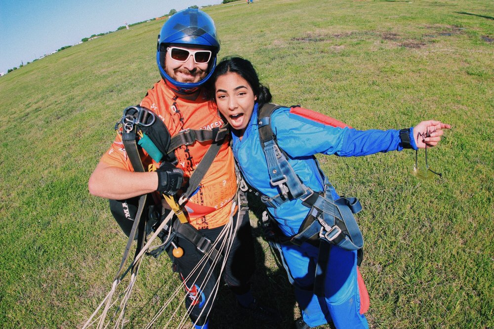 Skydive Spaceland Dallas: 1039 Private Rd 438, Whitewright, TX