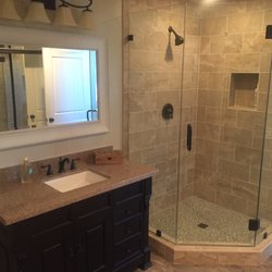 SoCal Construction Photos Contractors Chemin Coutet - Bathroom remodel temecula