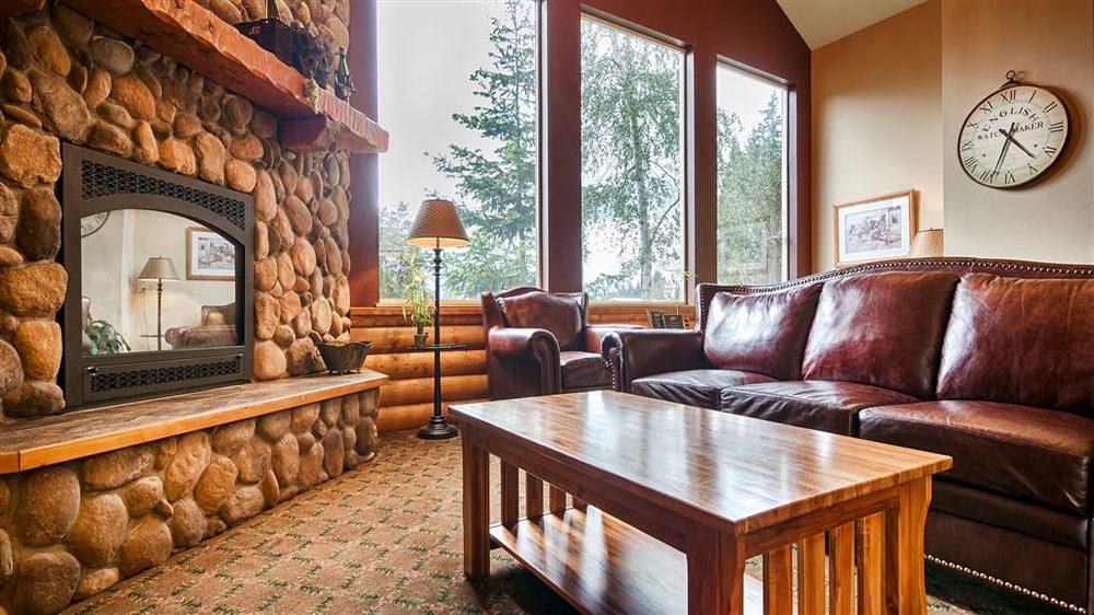 Best Western Plus Hartford Lodge: 150 Myrtle St, Sutherlin, OR