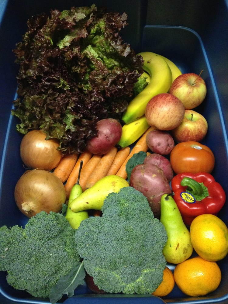 Organic Food Delivery Vancouver