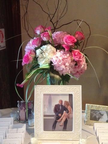 Pretty In Pink Wedding El Caribe Country Club Wedding