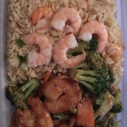 Photo Of Verona Chinese Kitchen Nj United States Shrimp And Broccoli