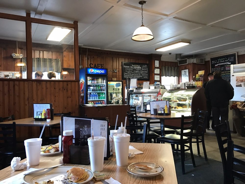Mauro S Village Cafe Southborough Ma
