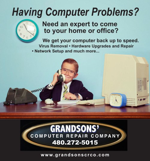 Grandsons Computer Repair