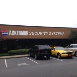 ackerman security systems 44 recensioner