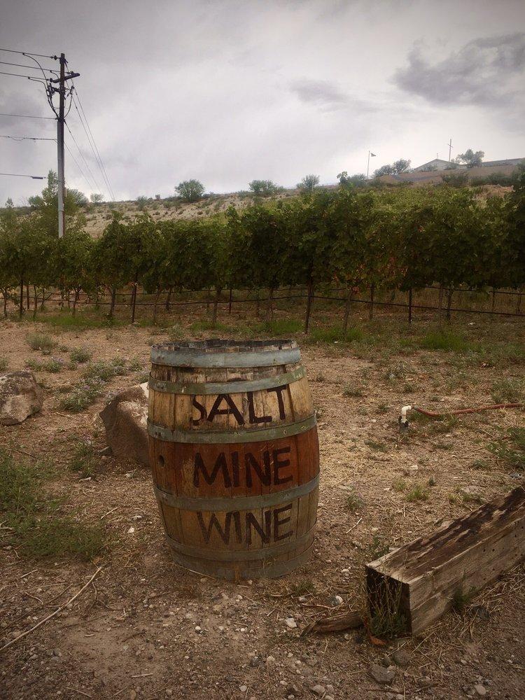 Salt Mine Wine: 536 W Salt Mine Rd, Camp Verde, AZ