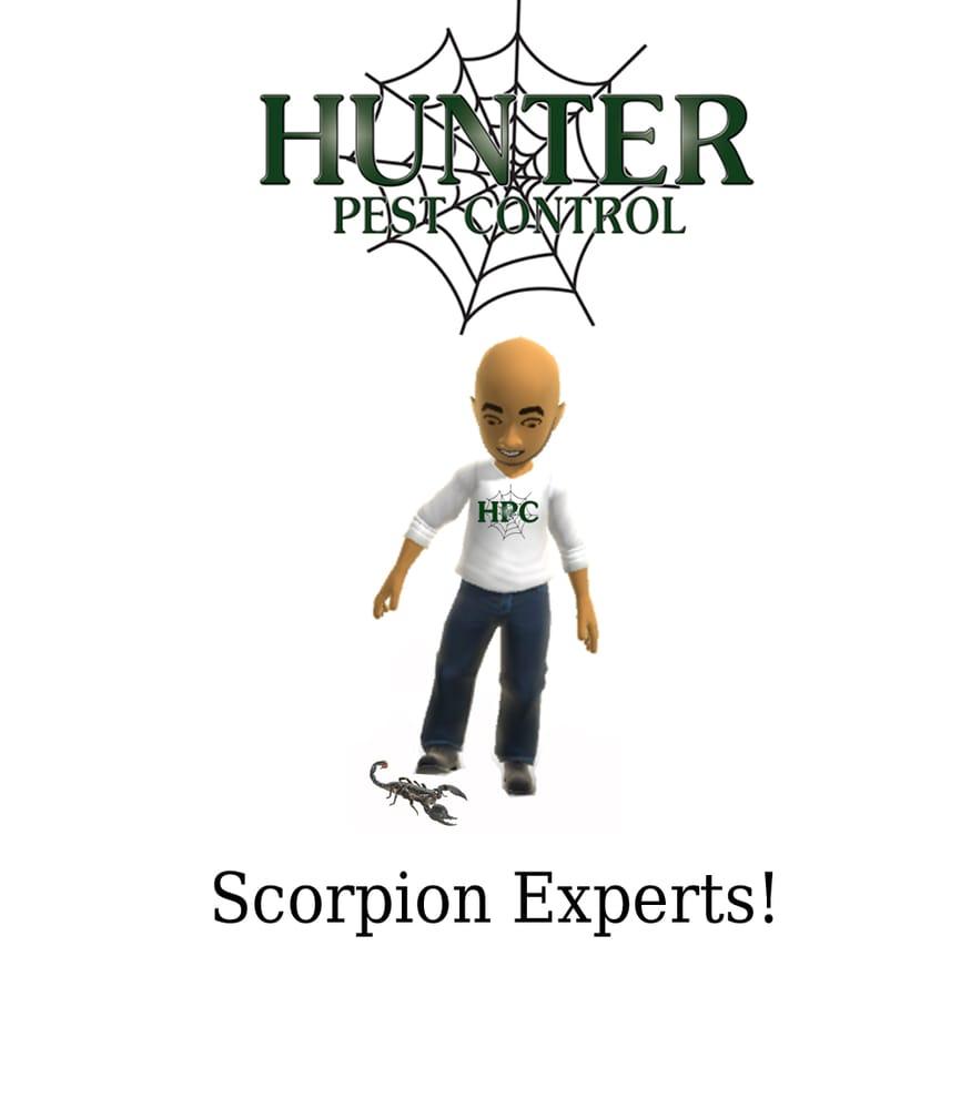 Hunter Pest Control: Maricopa, AZ