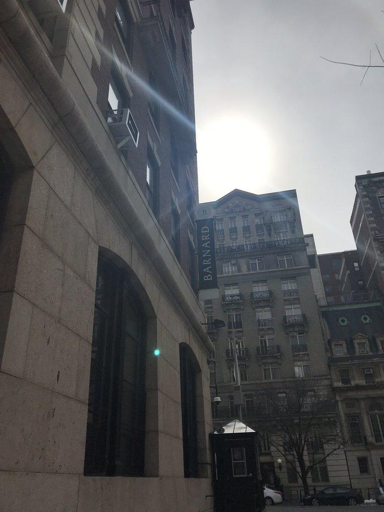 Barnard College: 3009 Broadway, New York, NY