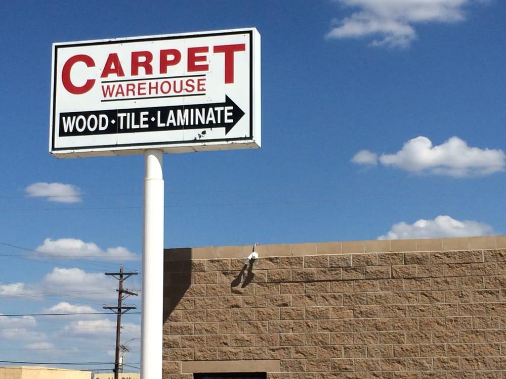 Carpet Warehouse: 1497 Peach St, Abilene, TX