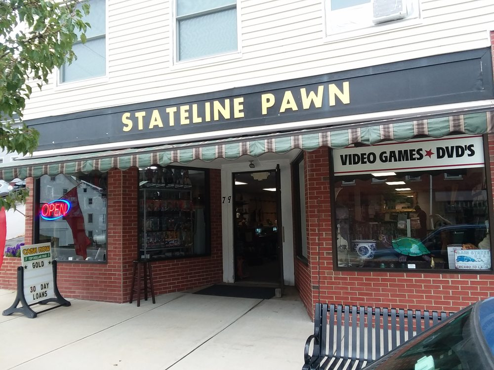 State Line Pawn