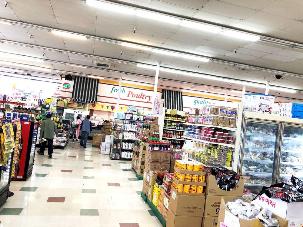 Green Farm Market: 4802 Peck Rd, El Monte, CA