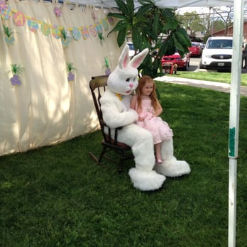 Carmichael recreation park district 69 photos 38 for Call the easter bunny phone number