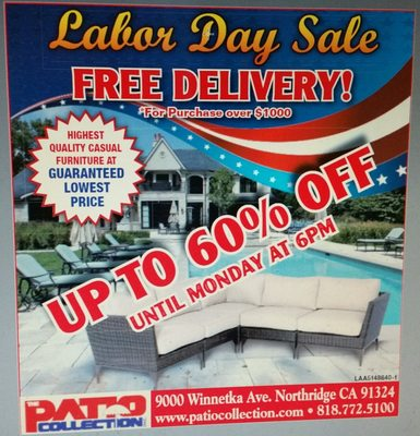 The Patio Collection 9000 Winnetka Ave Northridge, CA Outdoor Furniture    MapQuest