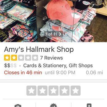 Amy S Hallmark Shop 14 Photos Cards Stationery