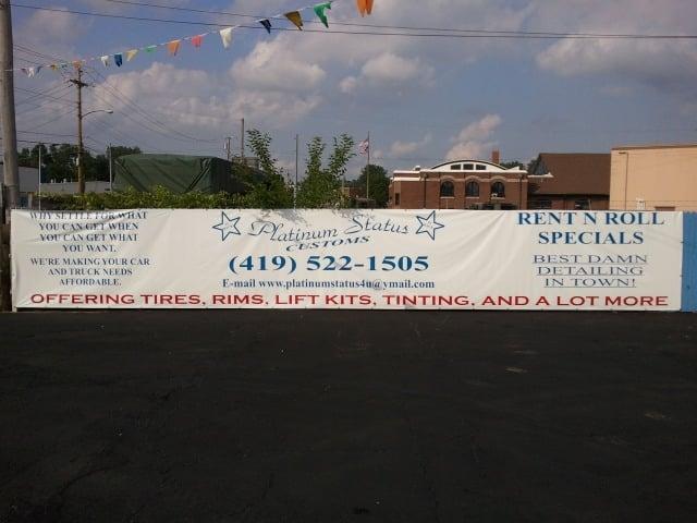Platinum Status, LLC: 113 W 4th St, Mansfield, OH