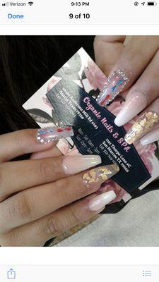 Organic Nails & spa 1101 Thorpe Ln Ste C San Marcos, TX