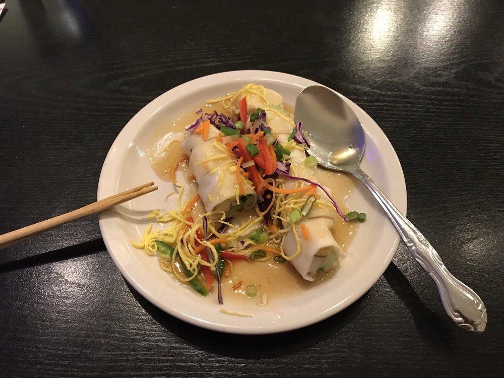 Food from Thai Pavilion