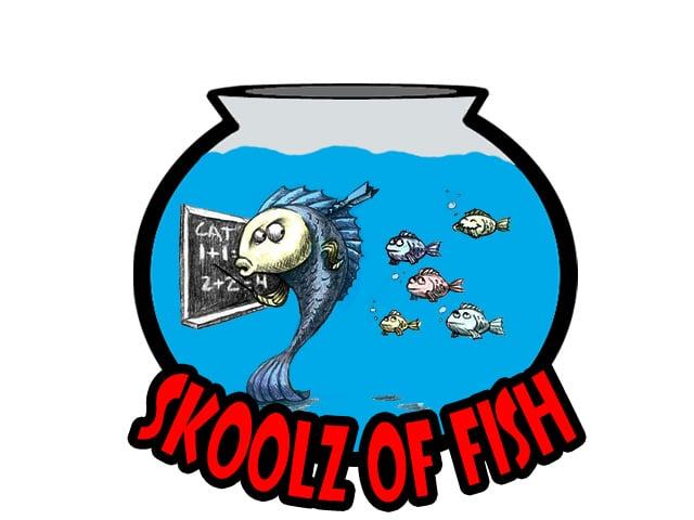 Skoolz of Fish