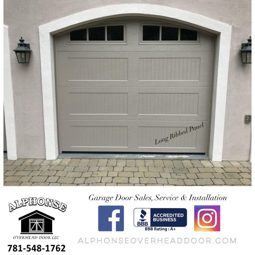 Alphonse Overhead Door: 52 Arlington St, Amesbury, MA
