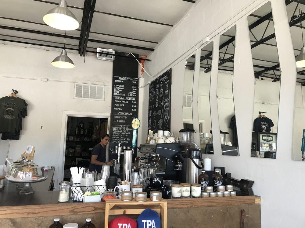 The Blind Tiger Cafe - Seminole Heights: 4304 N Florida Ave, Tampa, FL