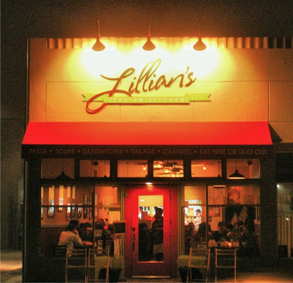 Lillian S Italian Kitchen Santa Cruz