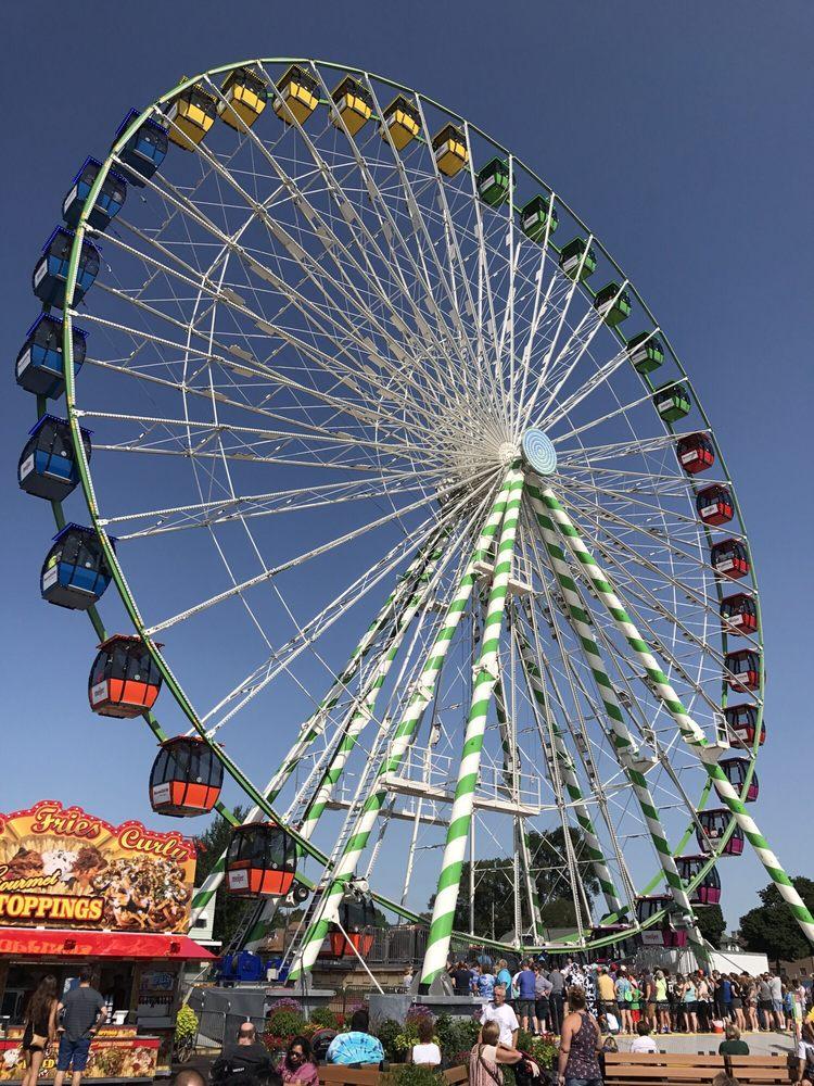 State Fair Park Exposition Center