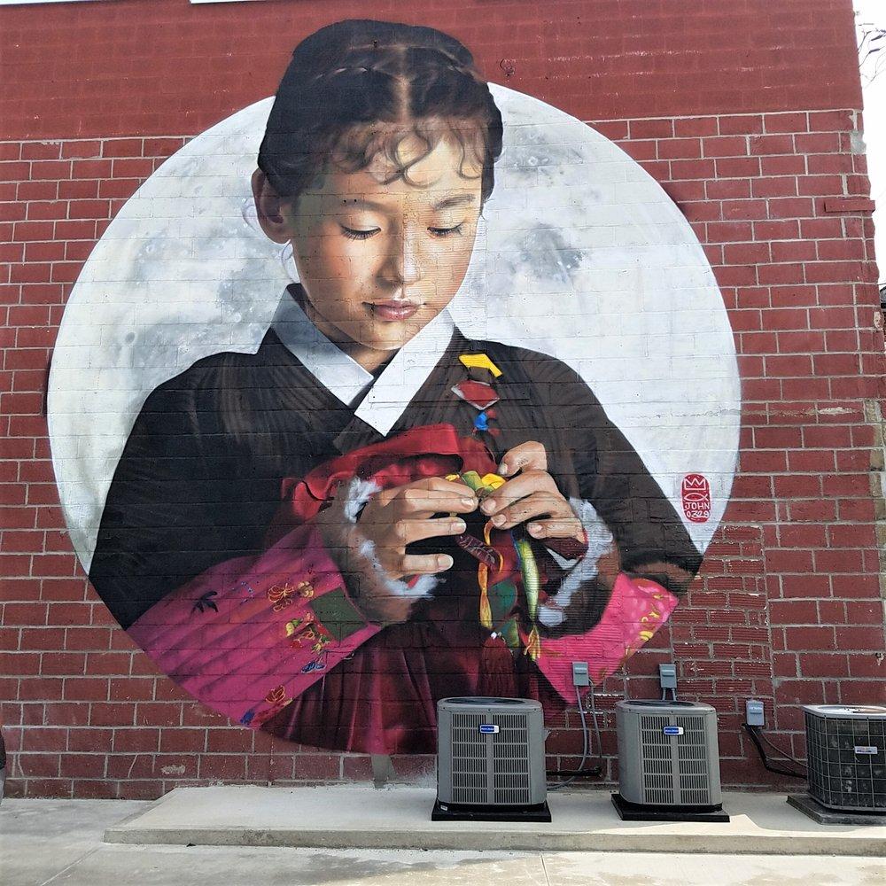 Moon Girl: 100 W Washington St, Rensselaer, IN