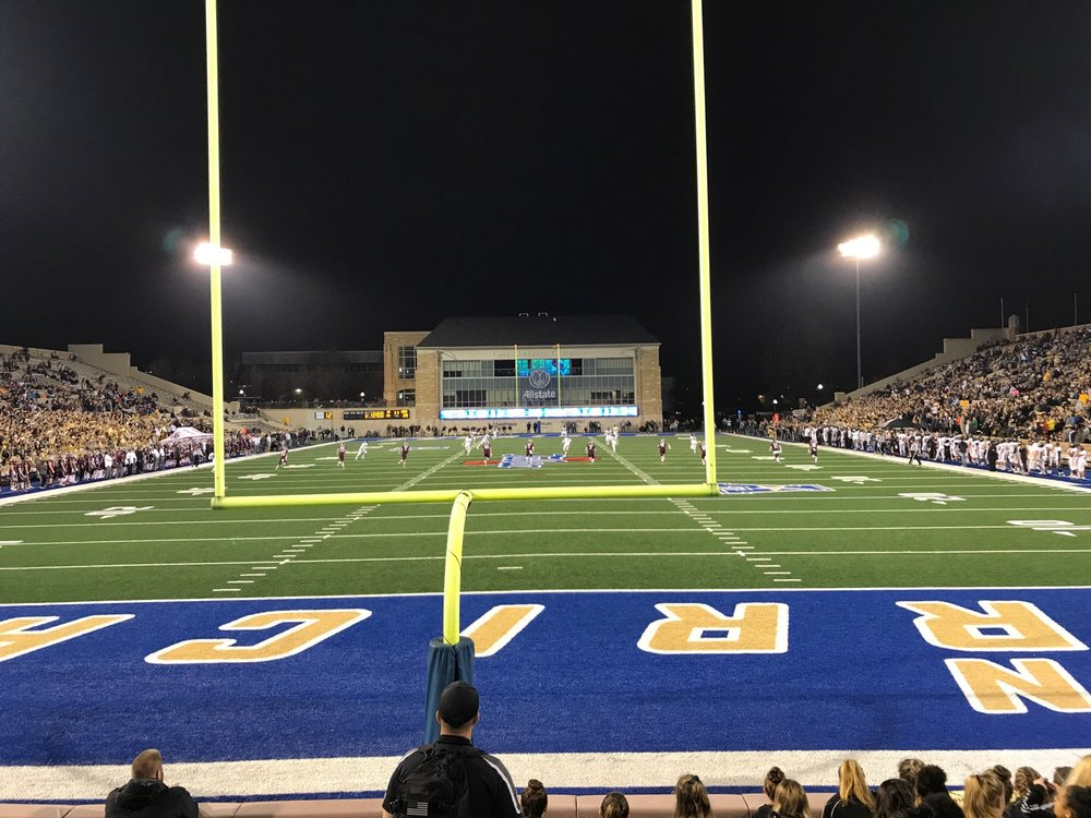 H A Chapman Stadium