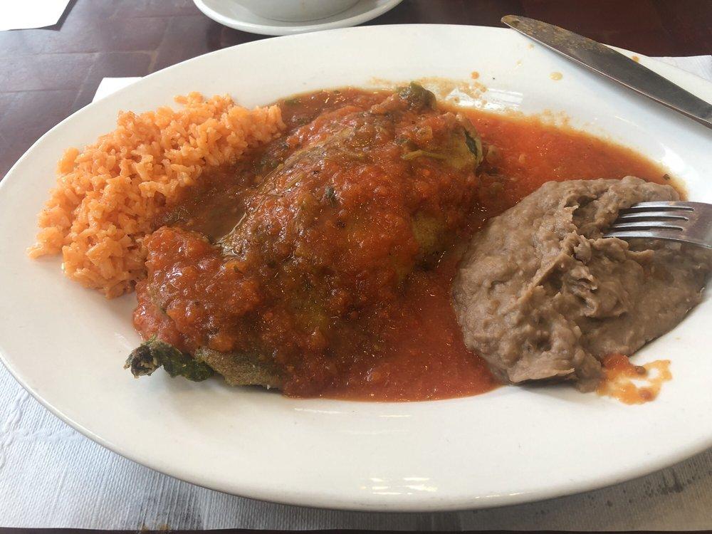 Angel's Restaurant and Bar and Store: Carretera El Soliceño-Nuevo, Nuevo Progreso, TAM