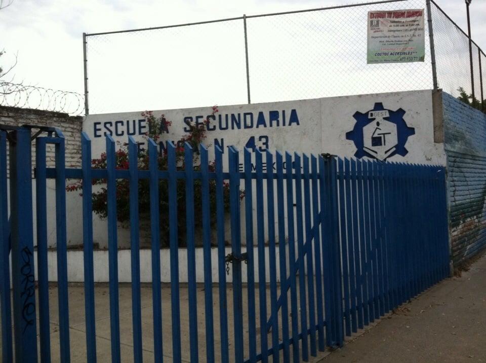 Escuela Secundaria Tcnica 43  Educacin secundaria y
