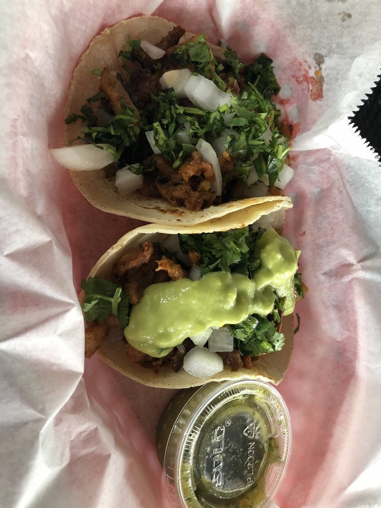 Jimmy's Tacos: 1604 N 17th St, Tampa, FL