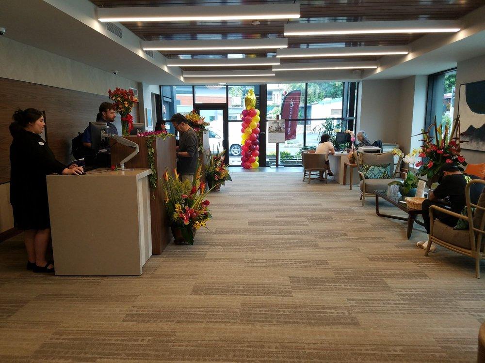 First Hawaiian Bank - Manoa Branch: 2733 East Manoa Rd, Honolulu, HI
