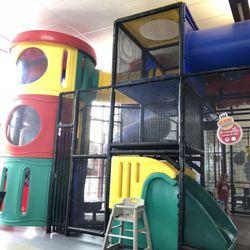 Photo Of Burger King Wahiawa Hi United States Giant Indoor Playground