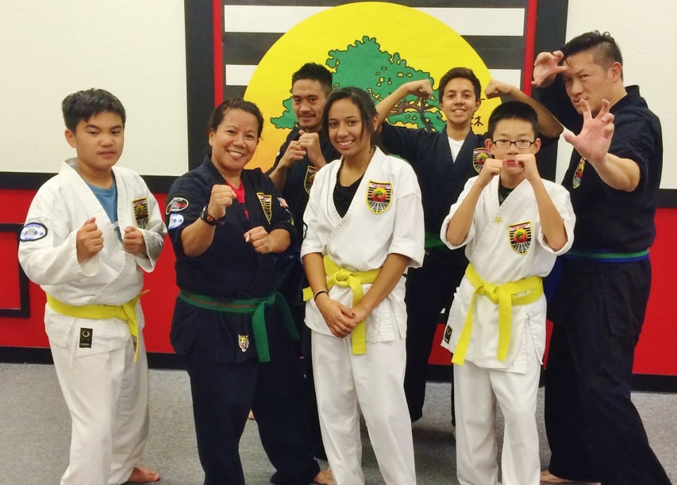 United Studios Karate Fountain Valley