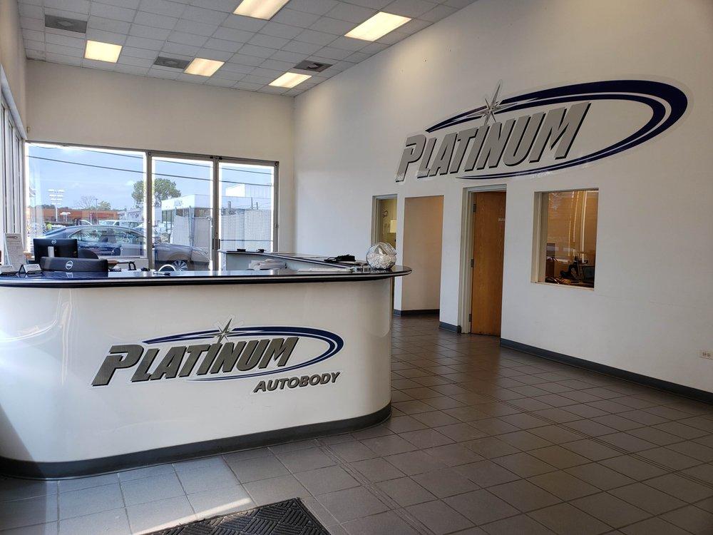 Platinum Auto Body of Libertyville: 1066 E Park Ave, Libertyville, IL