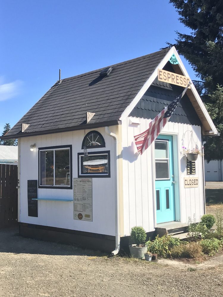 Mochas & More: 1944 State Rte 401, Naselle, WA