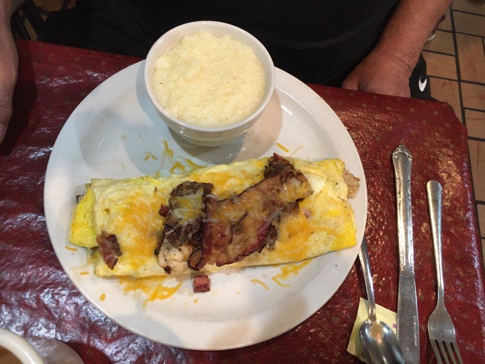 Long Grain Cafe: 260 W Palmetto St, Florence, SC