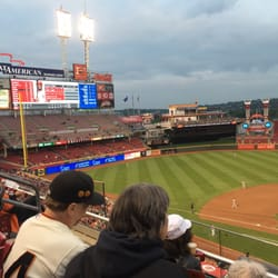 Cincinnati Reds - 45 Photos   21 Reviews - Professional Sports Teams ... 91bc64c29