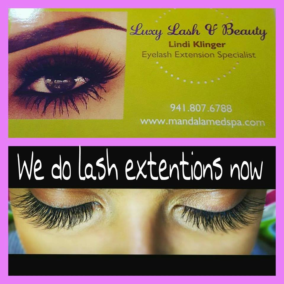 Honestly, hands down. THE best eyelash extensions in the area. - Yelp