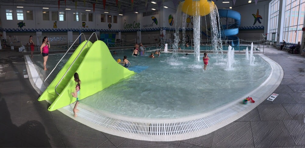 Pool at lifetime maple grove community center yelp - Spring hill recreation center swimming pool ...