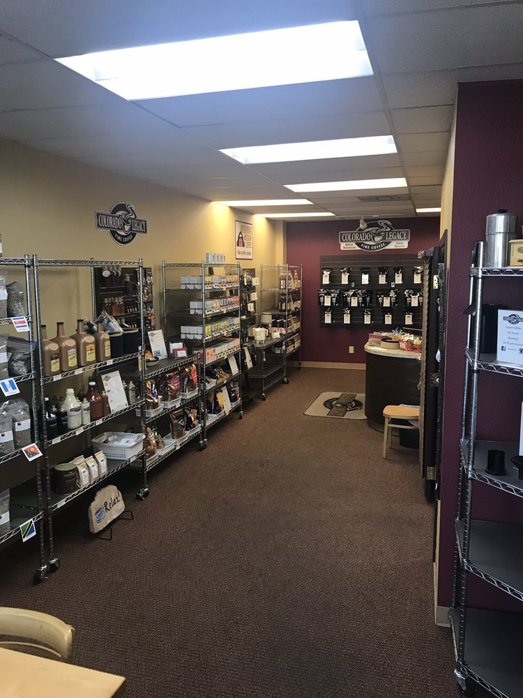 Colorado Legacy Coffee: 1048 Independent Ave, Grand Junction, CO