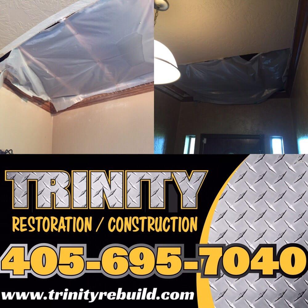 Trinity Restoration and Construction: 1000 Cornell Pkwy, Oklahoma City, OK