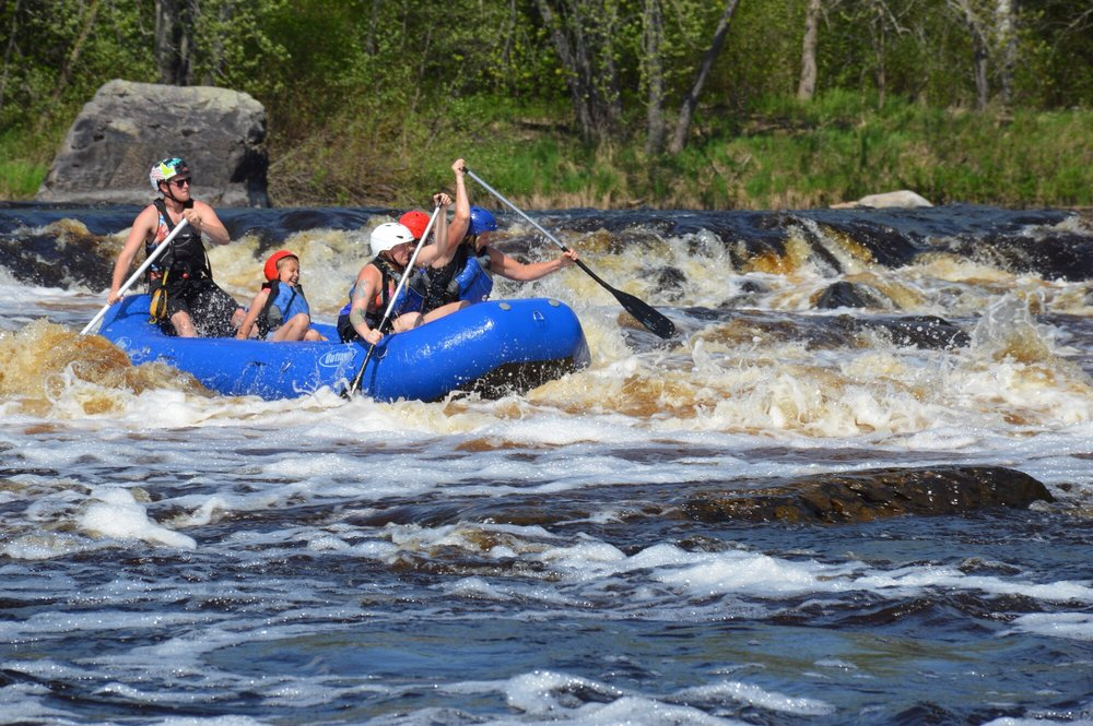 Swiftwater Adventures: 121 Vermillion St, Carlton, MN
