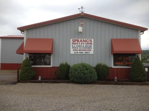 Sprang's Truck & RV Center: 320 N Jefferson St, Loudonville, OH
