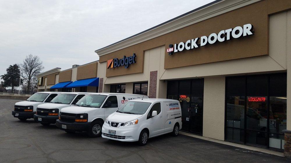 The Lock Doctor: 310 NE 291 Hwy, Lees Summit, MO