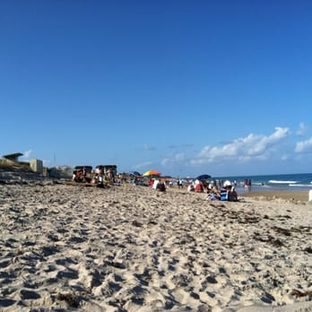 Photo Of Oceanfront Park Boynton Beach Fl United States Sloped