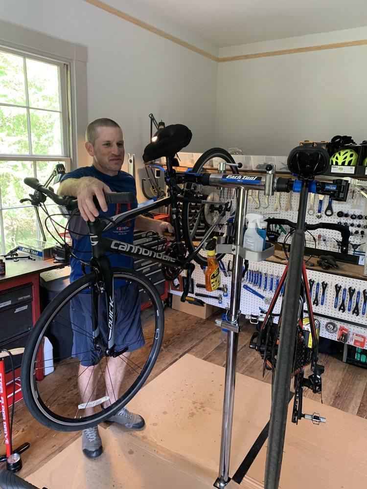 Virginia Bike Roots