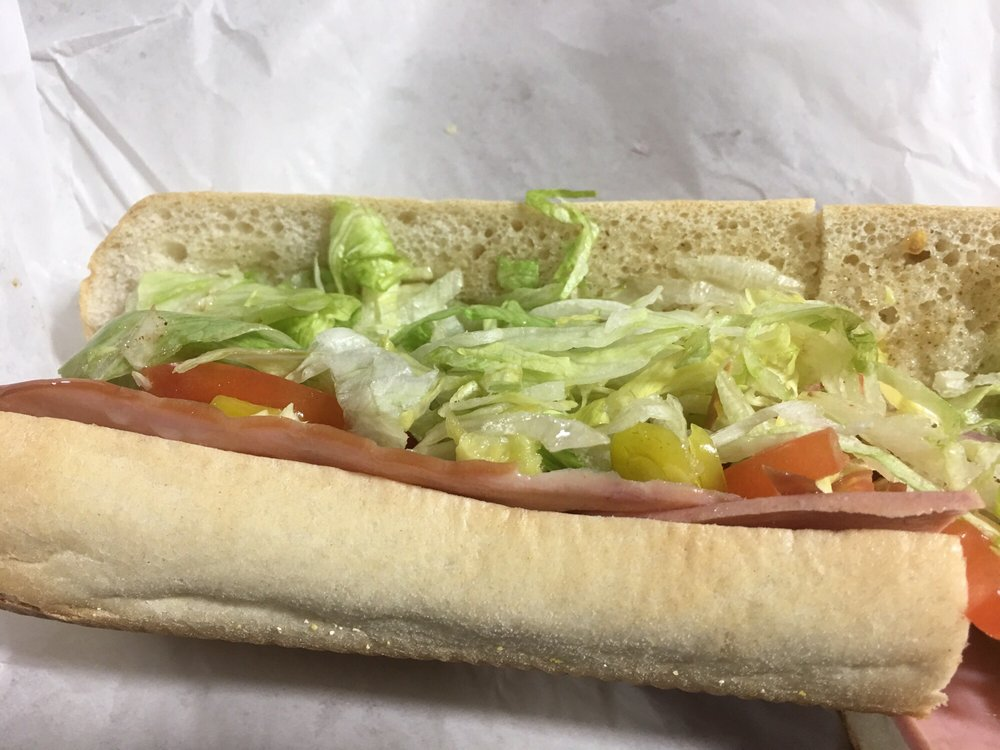 Food from Subs of USA
